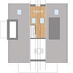 Grundriss Wohnung 6 Galerie